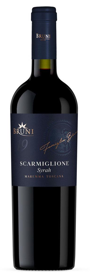Cantine Bruni - Syrah Scarmiglione